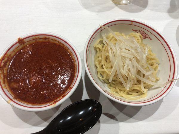 「ビールセット+プチ麻婆丼」@蒙古タンメン 中本 吉祥寺店の写真