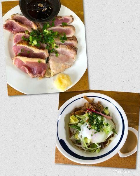 「[限定葉月]真夏の地鶏刺し冷中D ¥2000+α」@MENYA 食い味の道有楽の写真