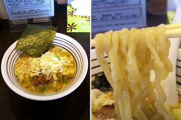 「濃厚醤油ラーメン¥750+ネギ¥110」@麺屋 くろまるの写真