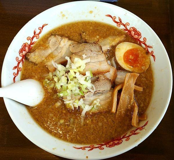 「チャーシュー麺(醤油)大盛り(¥1000)」@らーめん屋 いとうの写真