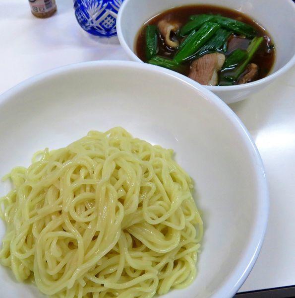 「鴨つけ麺(夏季限定。1,150円)」@支那そば いしはらの写真
