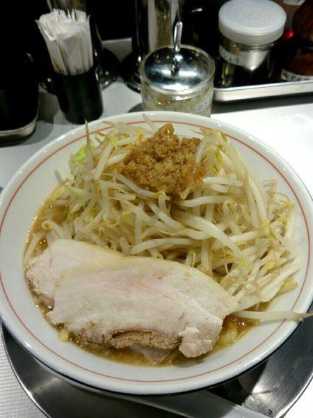 「じゃいあんラーメン」@麺屋じゃいあん 花小金井店の写真