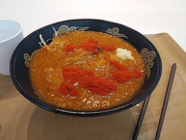 「赤門ラーメン 中盛」@東京大学 中央食堂の写真