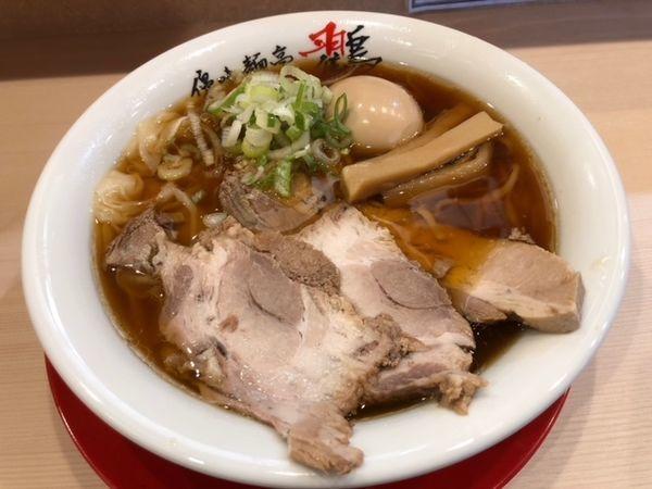 「特製やまどりラーメン」@優味麺亭 鸐の写真
