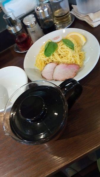 「つけ麺800円」@あんくるていの写真