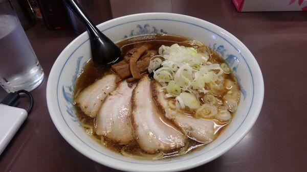 「チャーシュー麺 800円」@ふぢのの写真