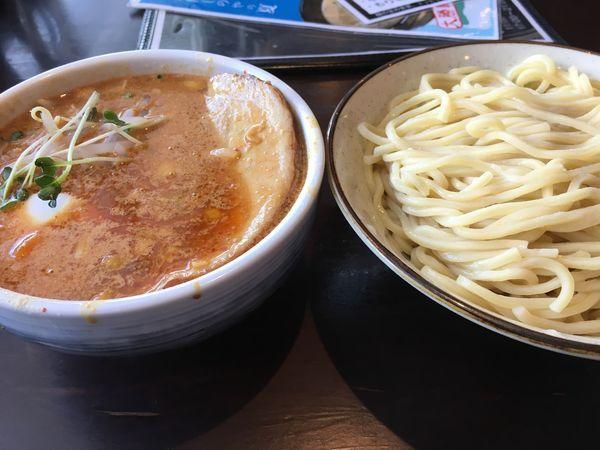 「担つけ麺」@東池袋大勝軒 しのやの写真