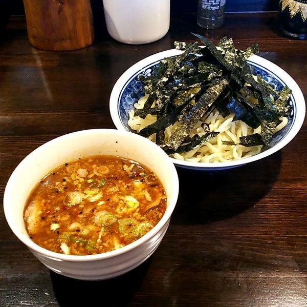 「のりつけ麺」@光そばの写真