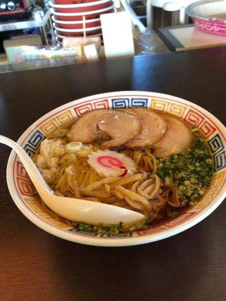 「昭和のラーメン850円」@拉麺 時代遅れの写真