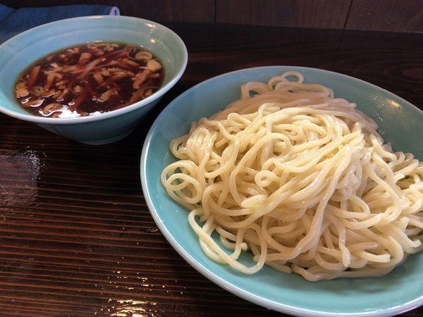 「つけそば 並盛 味ノーマル(700円)」@つけそば 麺吉の写真