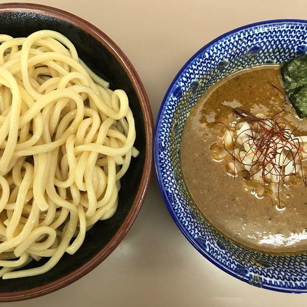 「カレーつけ麺」@庵悟の写真