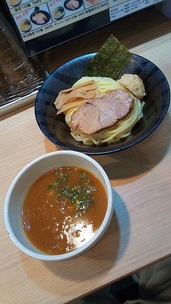「海老つけ麺780円」@麺屋 海道の写真