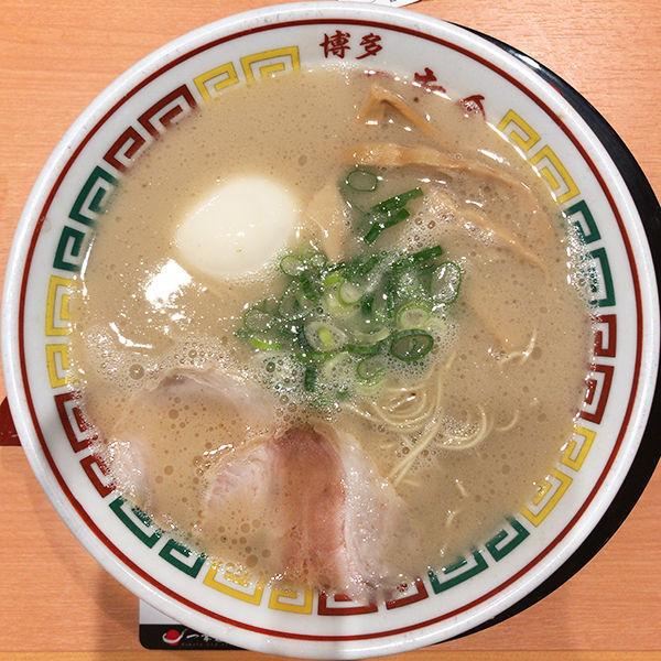 「味玉ラーメン」@一幸舎 HAKATA OLD STYLEの写真