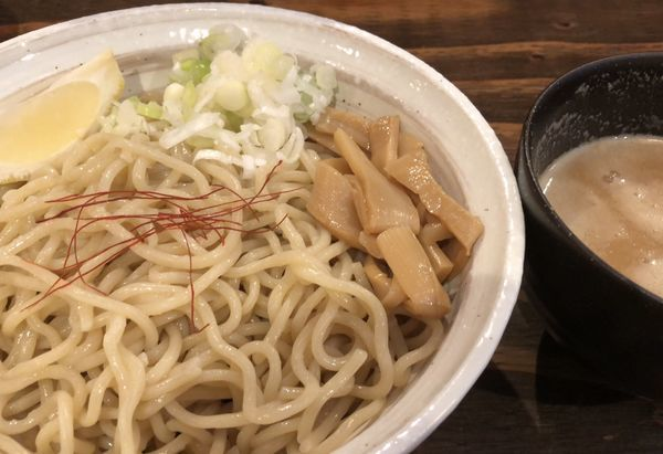 「つけ麺」@西中島 光龍益の写真