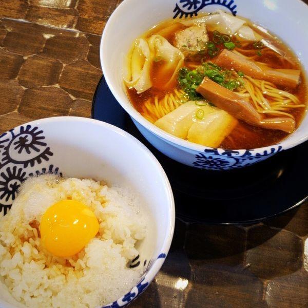 「【6周年感謝祭】ものすげー鶏 他盛り沢山 二千円」@特級鶏蕎麦 龍介の写真