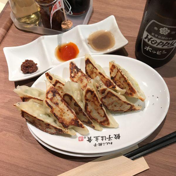 「餃子」@わんこ餃子 餃子は主食。の写真