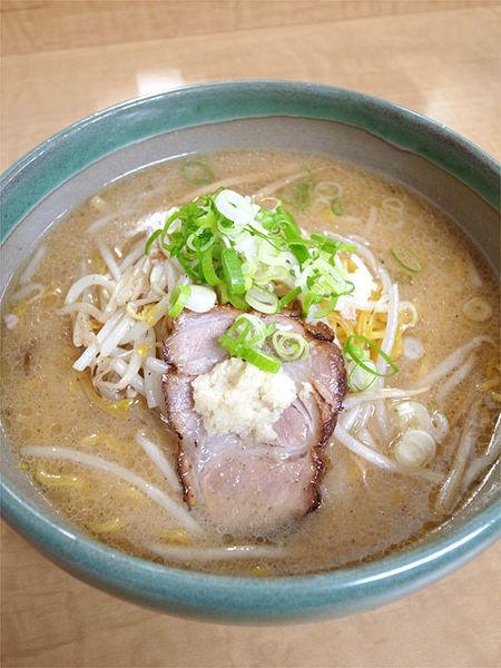 「味噌ら~めん…700円」@麺屋 彩未の写真