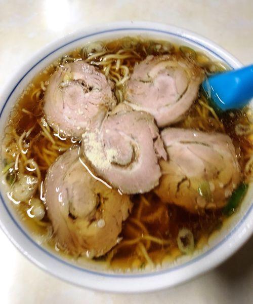 「チャーシュー麺」@林屋食堂の写真