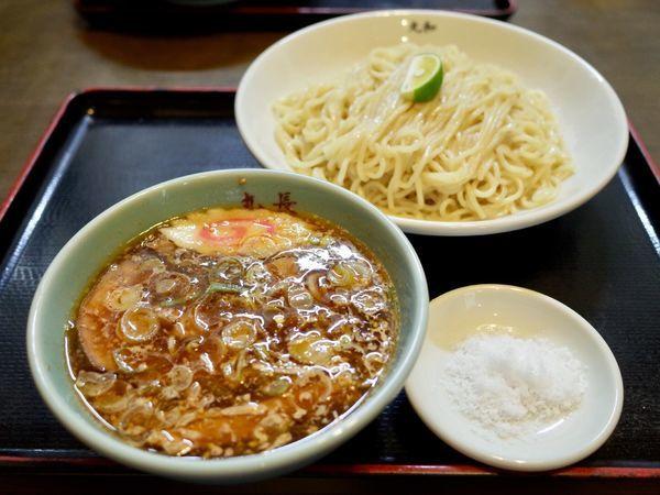「嘉六すだちつけ麺…820円」@つけ麺 丸和 春田本店の写真