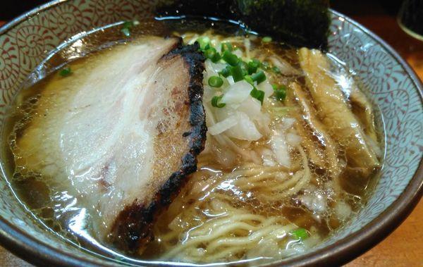 「和牛ラーメン」@麺や 虎ノ道の写真