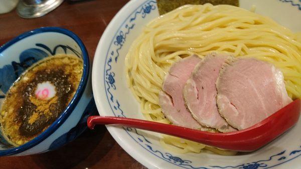 「つけ麺、大盛」@煮干中華そば 鈴蘭 新宿店の写真