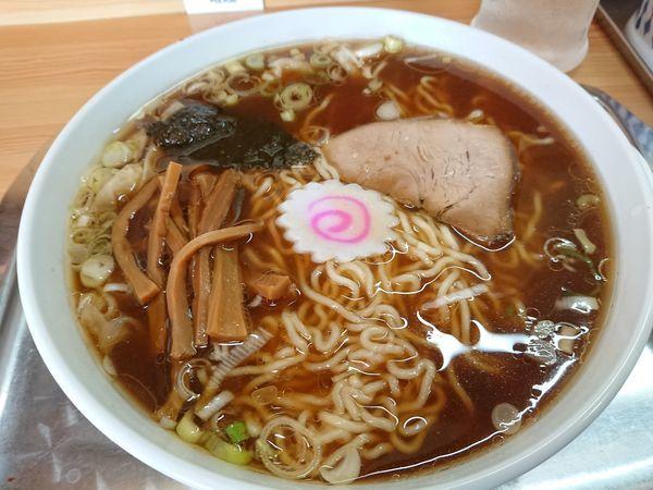 「ワンタン麺 900円」@大勝軒 武蔵高萩店の写真