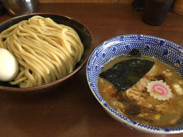 「味玉つけ麺」@次念序の写真
