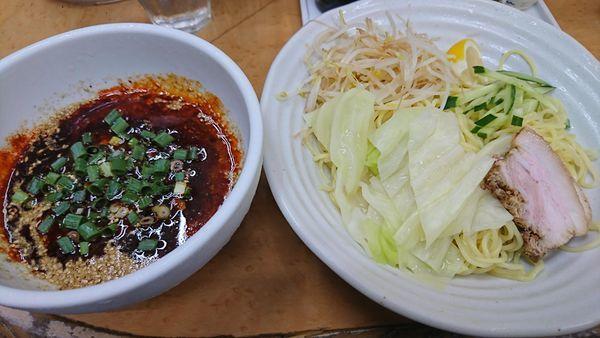 「広島つけ麺(850円)」@廣島中華そば 兎 上尾店の写真