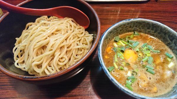 「濃とろつけめん(820円)麺少な目」@麺屋つららの写真