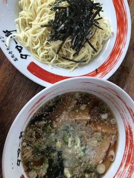 「つけ麺¥690(硬く濃くこってり)」@高円寺ラーメン タロー軒の写真