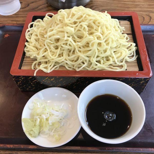 「中華もり(¥500)」@そば処 岡村家の写真