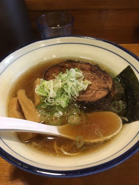 「大ロースチャーシュウメン(1日限定3食1130円)」@上州地鶏ラーメン 翔鶴の写真