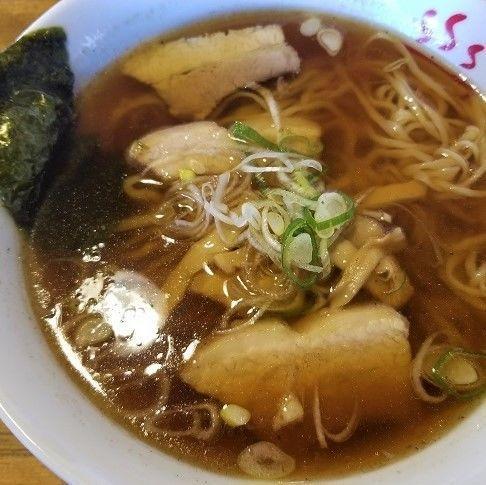 「しょうゆらーめん ¥650」@麺や 松の写真