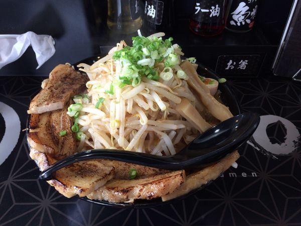「富士山盛り」@麺屋白虎 甲府店の写真