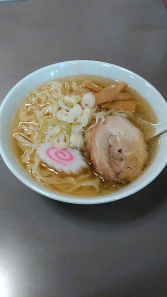 「塩ラーメン 550円」@佐野青竹手打ちラーメン いしかりの写真
