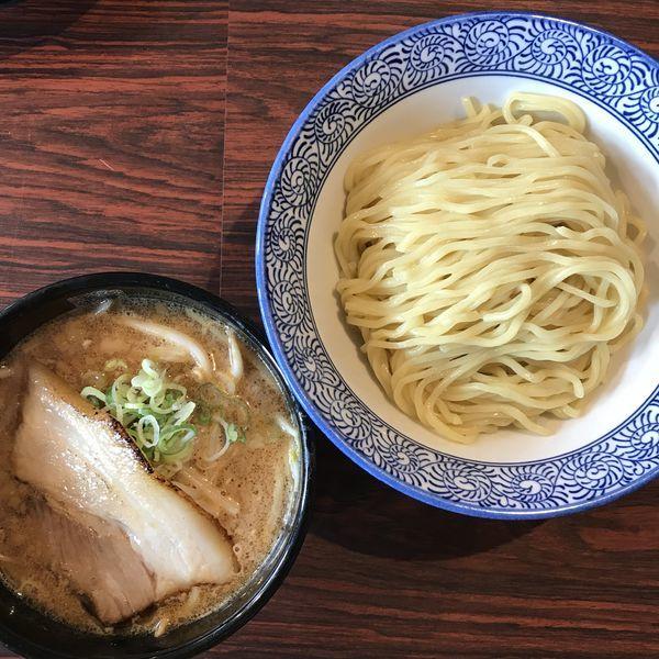 「伏竜つけ麺(濃厚味噌)¥750円」@らーめん伏竜 本店の写真