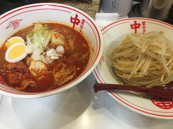 「冷やし味噌タンメン」@蒙古タンメン 中本 町田店の写真
