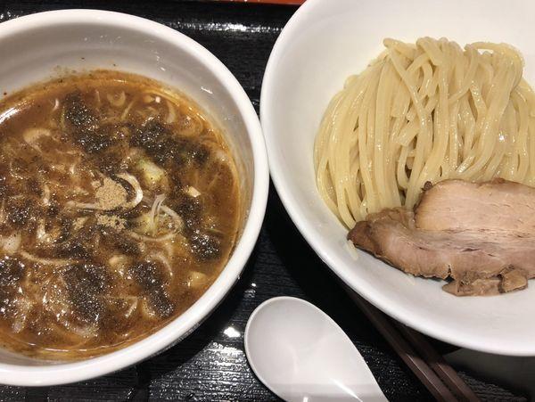 「濃厚つけ麺」@麺屋 睡蓮の写真
