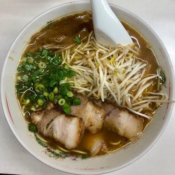「焼豚麺 (700円)」@中華そば あずまの写真