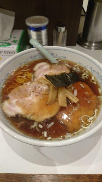 「チャーシュー麺」@唐桃軒の写真