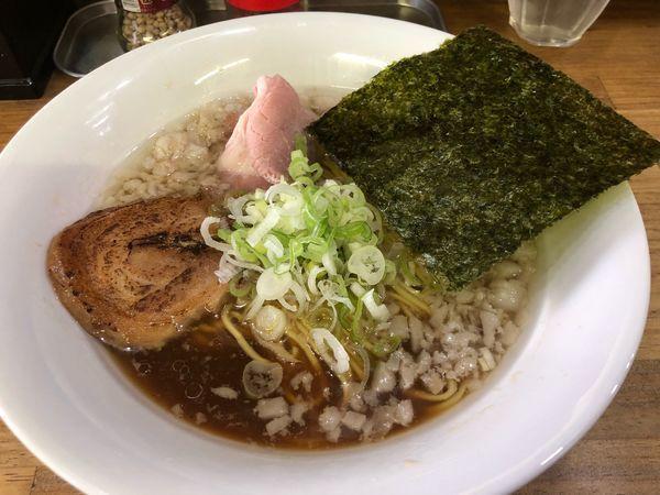 「【限定】ラーメン750円」@へべれ家の写真
