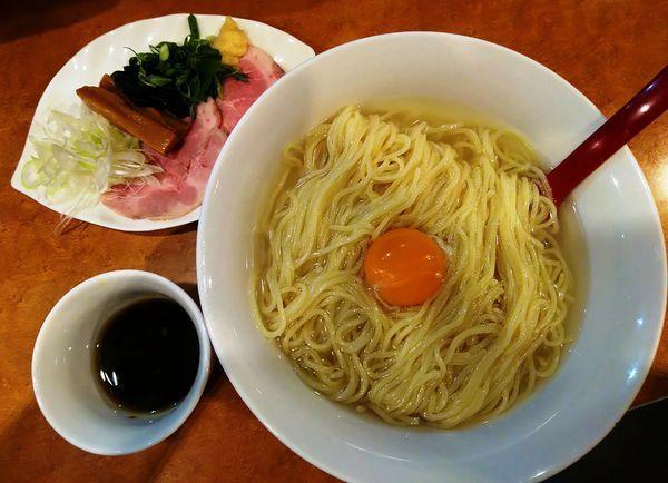 「細つけ麺 極(9月限定)  950円」@麺屋 紅の写真
