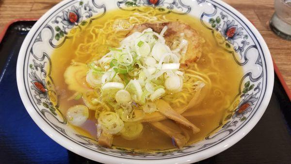 「中華蕎麦 超コッテリ」@丸山中華蕎麦店の写真
