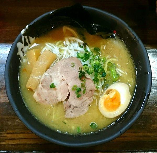 「鶏白湯(醤油)ラーメン」@麺や 野口の写真