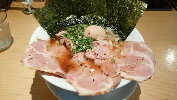 「旨味出汁 淡麗具だくさん特製 醤油」@麺屋 まほろ芭の写真