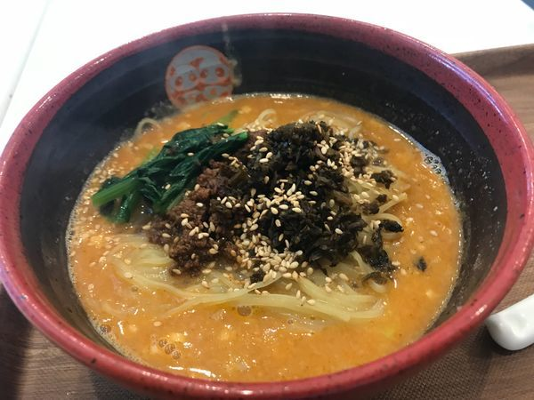 「超濃厚汁有り担々麺 1,100円」@TEN TENとTAN TAN 岐阜店の写真