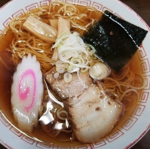 「ラーメン ¥500」@本店 十一屋の写真