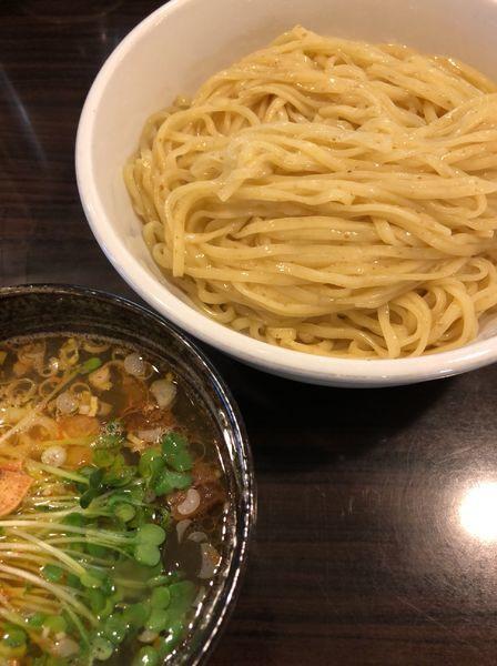 「つけ麺」@TSURUMEN 大阪城北詰店の写真