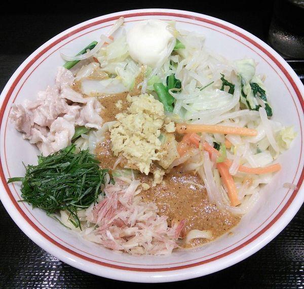 「冷やしタンメン 780円」@東京タンメン トナリ 東京ラーメンストリート店の写真