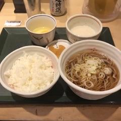 国産二八蕎麦 蕎香 ecute上野店の写真